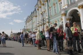 Петербургские музеи бесплатно приняли 125 тысяч школьников