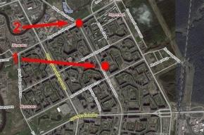 МЧС уточнило данные о пожаре на проспекте Наставников