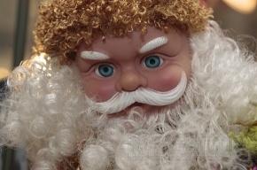 В Душанбе толпа учинила расправу над Дедом Морозом