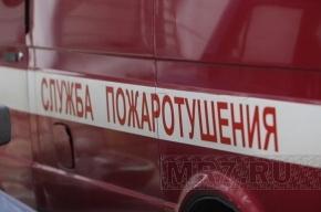 В Сестрорецке взорвался газ: горит несколько домов