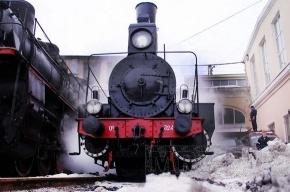 Единственное в России локомотивное депо отметило 100-летие (фоторепортаж)