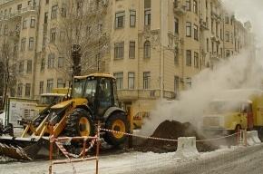 Теплоснабжение на Новоизмайловском восстановлено