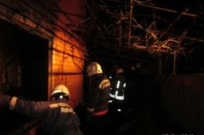 В Краснодаре на пожаре погибло четверо детей