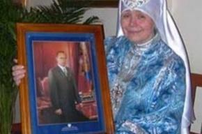 В Большой Ельне замироточили икона и портрет Владимира Путина