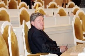 Явлинский «переезжает» на работу в Петербург