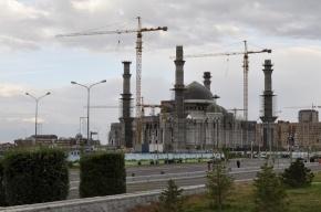 Один человек погиб на пожаре мечети в Астане
