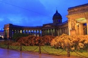 В рождественских богослужениях поучаствовало более 200 тысяч петербуржцев