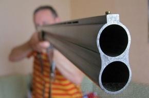 На Московском проспекте пьяный устроил стрельбу с балкона