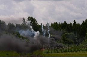 Военные  вновь взрывают устаревшие боеприпасы