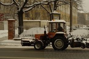 Хулиган из травматика расстрелял водителя снегоуборочного трактора