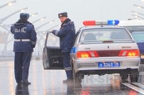В Коломягах полицейский на служебном авто сбил пенсионерку