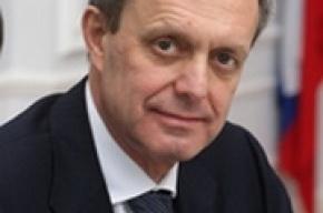 Юрий Молчанов подтвердил, что покидает Смольный