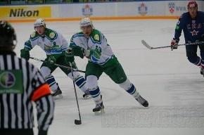 Максим Соколов вернулся в «рамку» СКА триумфально