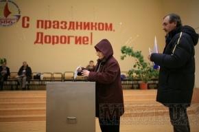 Что нового приготовил ЦИК к выборам в Петербурге?