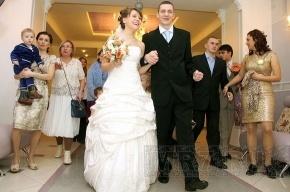 Необычная свадьба: 8 плюс 12