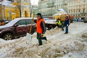 Глава Кировского района просит сообщать о неубранном снеге, а Фрунзенского – о лужах