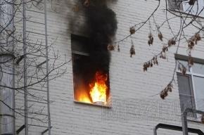Из-за непотушенной сигареты в Пермском крае сгорели шесть человек, двое из которых - дети