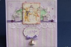 Среди новогодних открыток хит продаж - конвертики для денег
