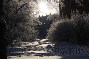 МЧС предупреждает: Не за горами -25°С