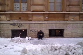 Город экспериментирует: снег будут уплотнять, а не убирать