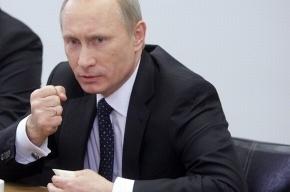Путин в шутку предложил избить Фурсенко
