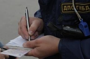 В Петербурге пенсионерка сбита насмерть напротив отдела полиции
