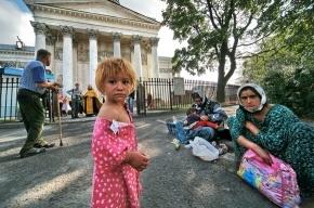 В Казани  задавили шестилетнюю девочку, которую мать отправила попрошайничать на дороге