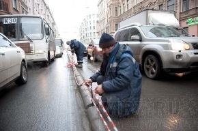 Вслед за Петроградкой делиниаторы могут появиться и на Садовой
