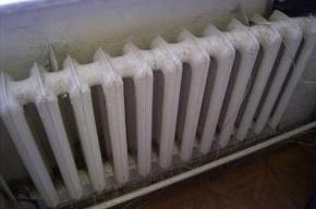 В Петербург идут аномальные морозы