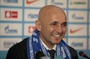 Спаллетти продлил контракт с «Зенитом» на два года