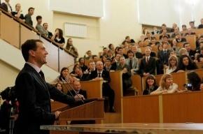 Медведев вслед за Чуровым назвал думские выборы самыми чистыми в истории России