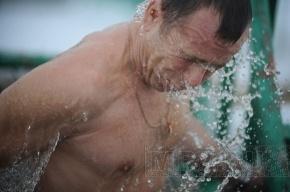 На Крещение в Петербурге никто не утонул и не обморозился