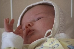 В Москве новорожденного  оставили на морозе у детского сада
