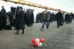 Метро «Приморская» пришлось закрыть из-за неисправного состава: Фоторепортаж