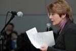 Фоторепортаж: «Дмитриева: За подписанные пустые протоколы УИКам платят по 5 тысяч»