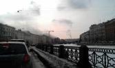 Фоторепортаж: «Дворец Белосельских-Белозерских на Невском проспекте тушат по третьему номеру»