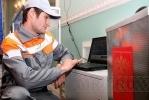 В Петербурге устанавливают веб-камеры на избирательных участках: Фоторепортаж