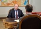 Фоторепортаж: «Путина хотели убить бандиты из Одессы»