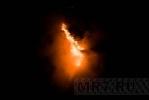 В поселке Бугры горел жилой дом (фото): Фоторепортаж