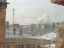 Невский проспект перекрыт из-за горящего дворца: Фоторепортаж