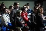 Прохоров удивился, почему бывшие питерские студенты не хотят уходить из Кремля: Фоторепортаж
