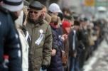 """ФОТО: в Москве завершилась акция """"Большой белый круг"""": Фоторепортаж"""