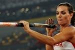 Фоторепортаж: «Елена Исинбаева оказалась самой прыгучей в мире»