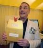 Фоторепортаж: ««Оскар» за лучшую режиссуру получил создатель «Артиста»»