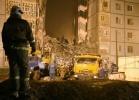 В Астрахани рухнувший подъезд убил уже пять человек: Фоторепортаж