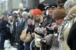 """Фоторепортаж: «ФОТО: в Москве завершилась акция """"Большой белый круг""""»"""