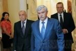 Молодым избирателям Полтавченко подарит Гранина и Ломоносова: Фоторепортаж
