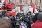 Пожар во дворце Белосельских-Белозерских потушен: Фоторепортаж