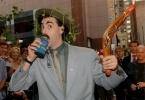Фоторепортаж: «Саша Барон Коэн рассыпал на церемонии «Оскара» прах Ким Чен Ира»