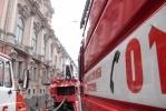 Фоторепортаж: на Невском проспекте горит дворец: Фоторепортаж